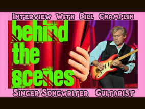 Interview With Bill Champlin Exclusive  To Behind The Scenes