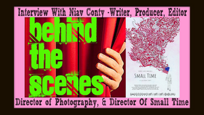 """Interview With Niav Conty,  Director Of """"Small Time"""" -At The Whistler Film Festival"""