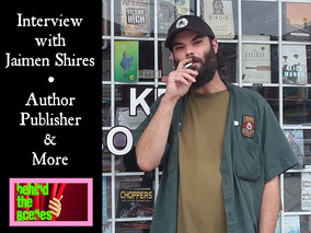 Interview With Jaimen Shires-Author, Publisher & More