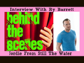Interview With Ry Barrett From 'Still The Water' Exclusive to Behind The Scenes