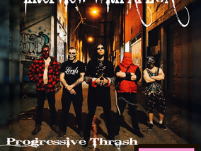 Interview With Apega-- Metal From Vancouver BC, Canada!