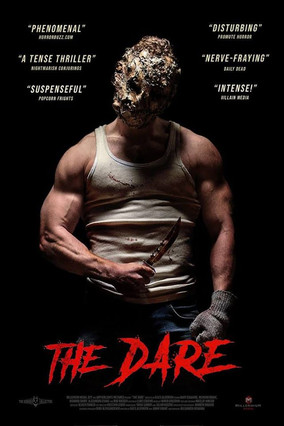 The Dare- A 'Saw' Inspired Tale of Betrayal & Revenge.  For Review for The Horror Collective