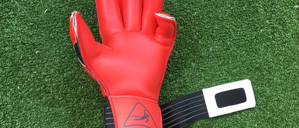 Modelo Valen17  Color Rojo  Palma Rojo