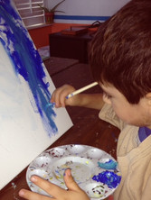 Little Artists Student