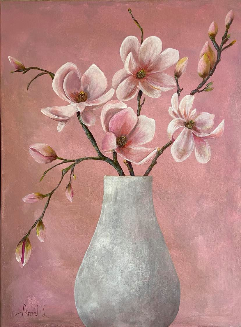 Romantic Magnolias