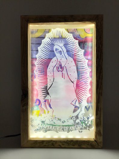 Virgen Series #2,  Whittemore