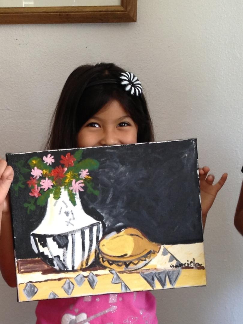 Summer Art Program