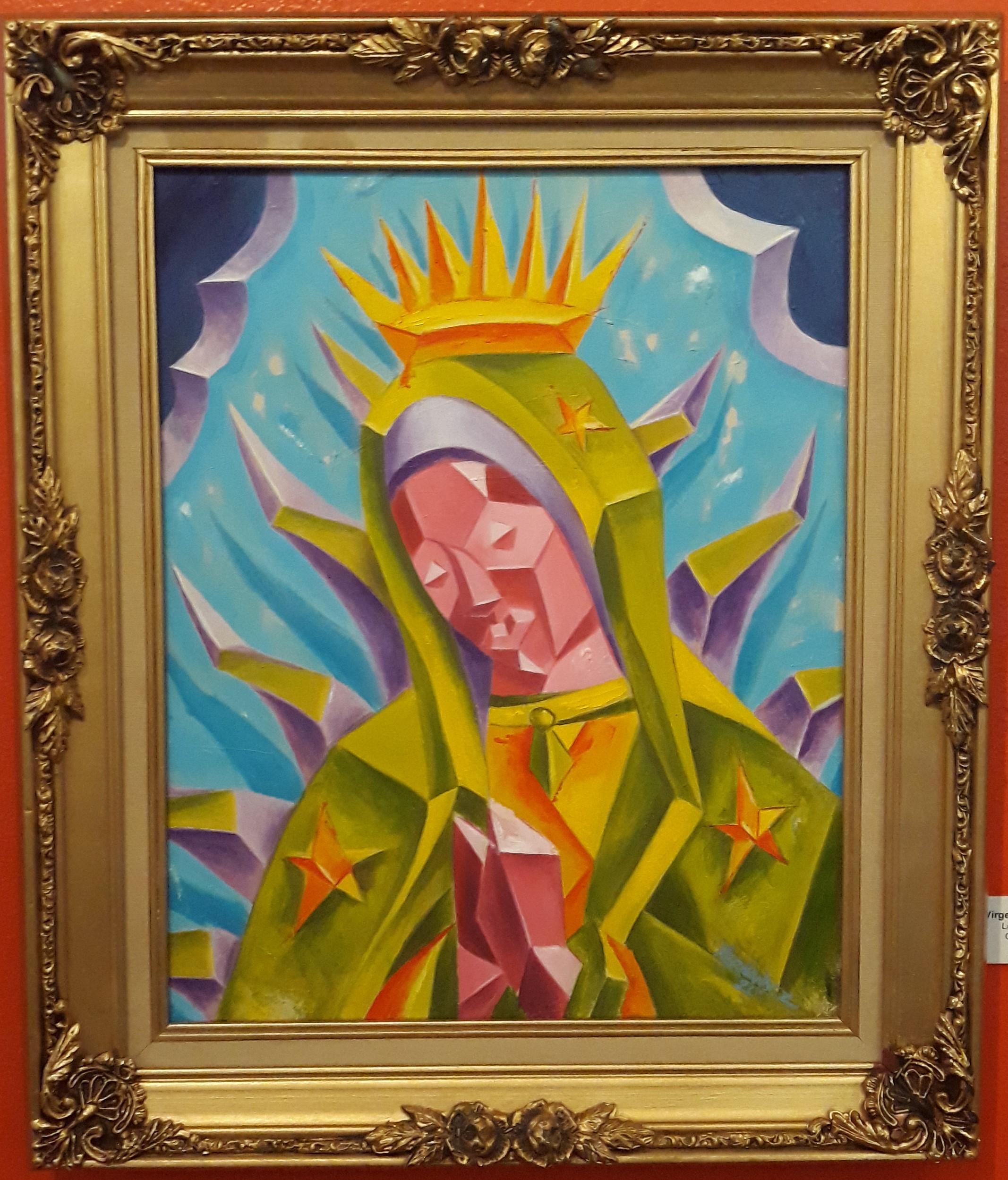 Virgen de Guadalupe, Lupe Hernandez