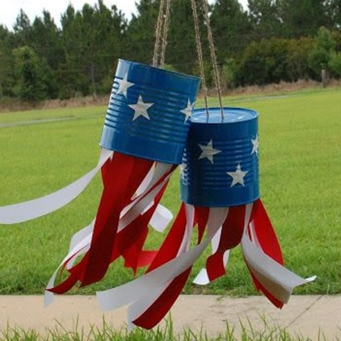 4th of July, Flag Painting Class - Free