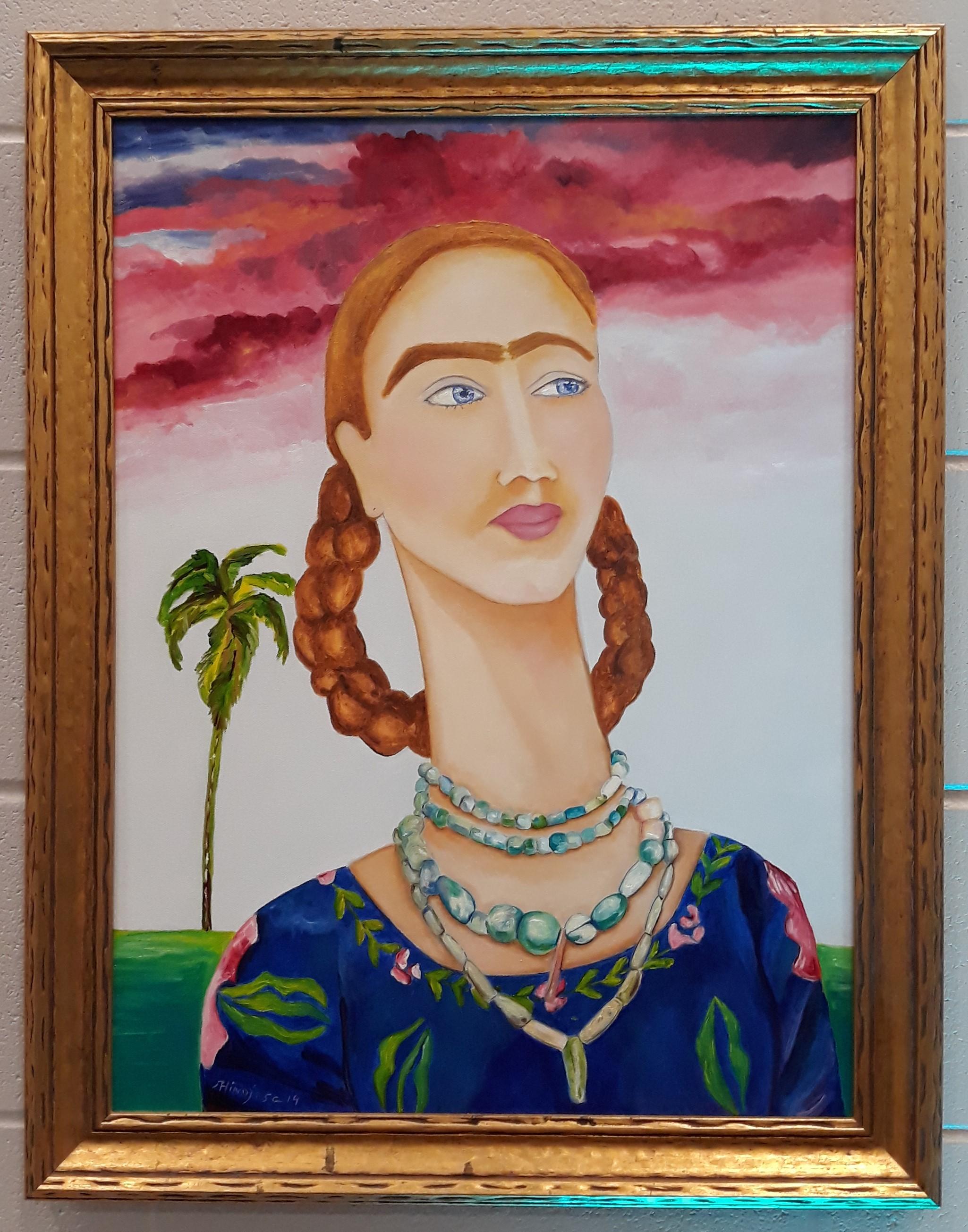Frida in Blossom Raquel Hinojosa