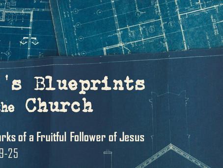 Four Marks of a Fruitful Follower of Jesus