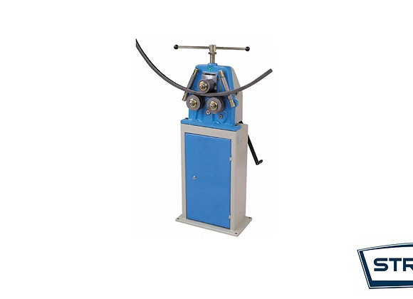 Roladora de tubo manual