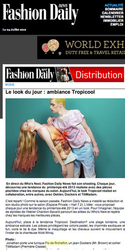 Fashion Daily News (France)