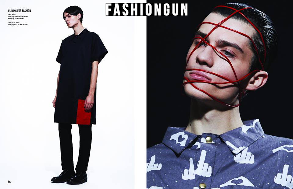 FashionGun Magazine