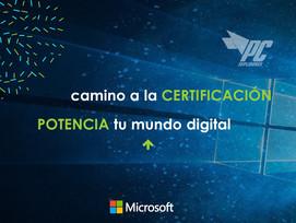 Camino a la Certificación