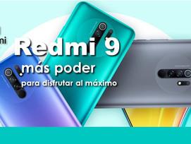 Redmi 9 + descargable en PDF