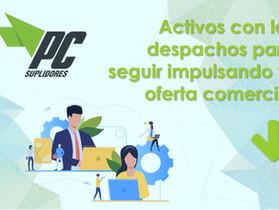PC Suplidores activos frente a la crisis