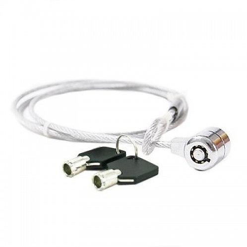 IMEXX Guayas de seguridad para laptop con llave