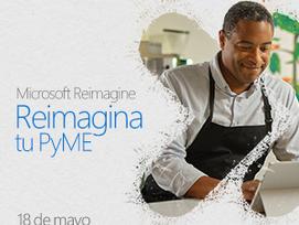 Microsoft Reimagine PYME