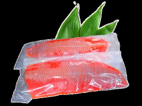 静岡県産淡水養殖サーモン フィレ 600g☆冷凍