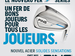Nouvelle Gamme PING i séries