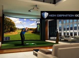 Distributeur HD Golf™