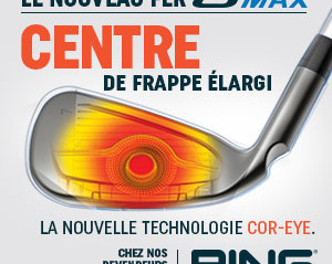 Nouvelle Gamme PING GMAX