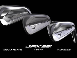 MIZUNO JPX 921 HOT METAL