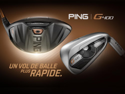 Nouvelle gamme PING G400