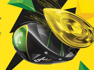 Nouvelle gamme CALLAWAY EPIC FLASH