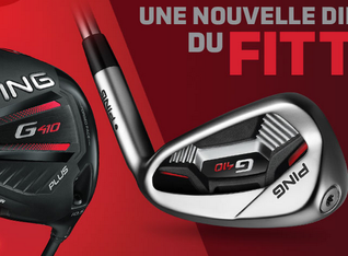 Nouvelle gamme PING G410
