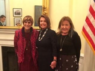 Congresswoman DeLauro Announces Marcia LaFemina as State of the Union Guest