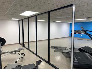 Gym Renovation Update