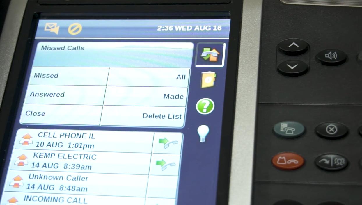 ATN Technology Telephone System