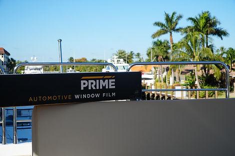 XPEL WINDOW TINT ELITE YACHT SERVICES