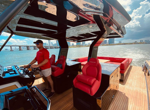 Elite Yacht Services Yacht Management