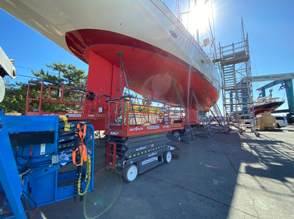 Elite Yacht Services Superyacht Ceramic Coating