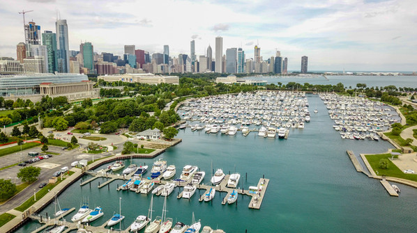 Chicago Burnham Harbor Elite Yacht Services