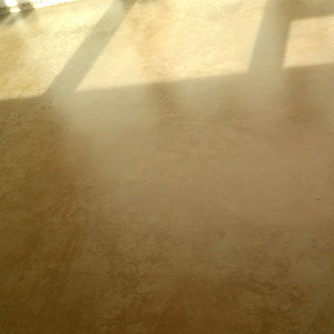 Stained & Sealed Concrete