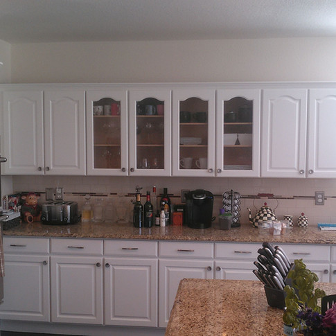 Cabinets After
