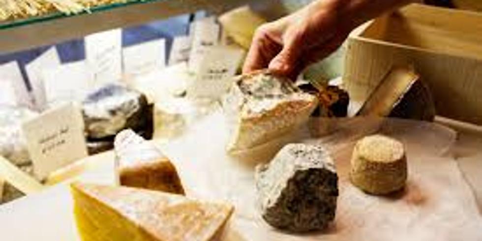 Tea + Cheese Tasting w/ Saxelby Cheese