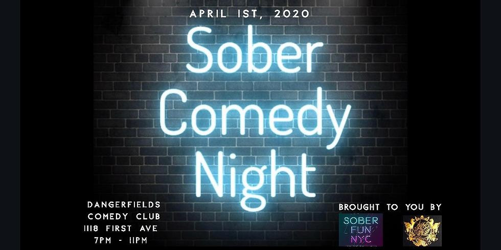Sober Comedy Club