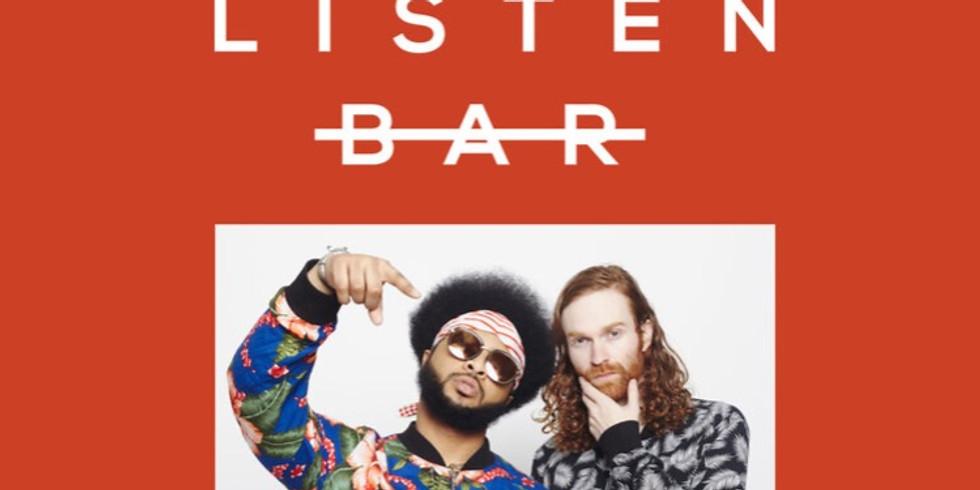 Listen Bar: Cool Company