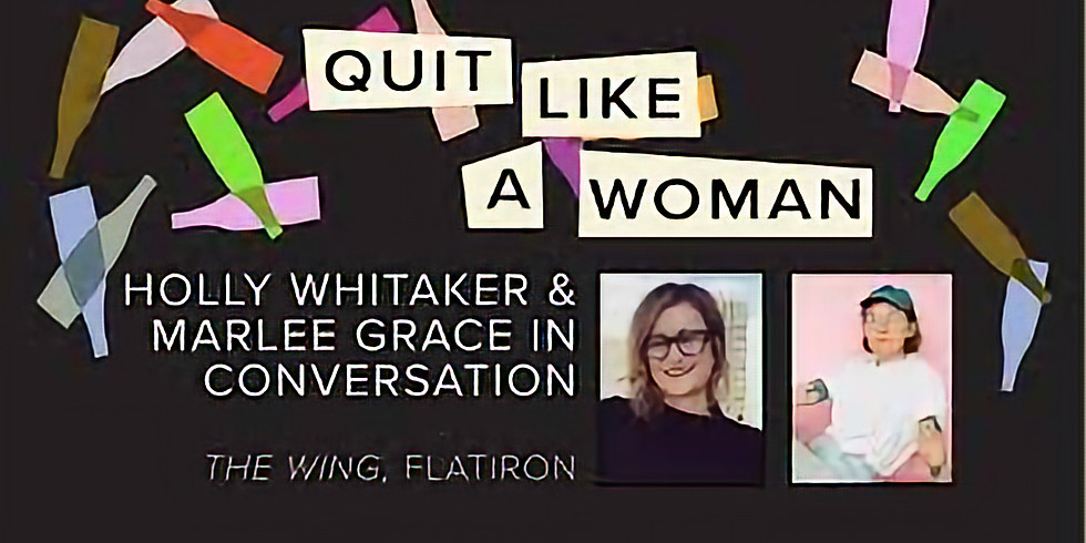 Holly Whitaker in conversation with Abbe Wright