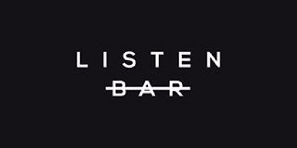 Kick off Dry January @ Listen Bar