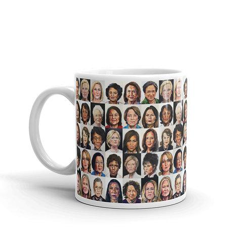 Sheroes Mug
