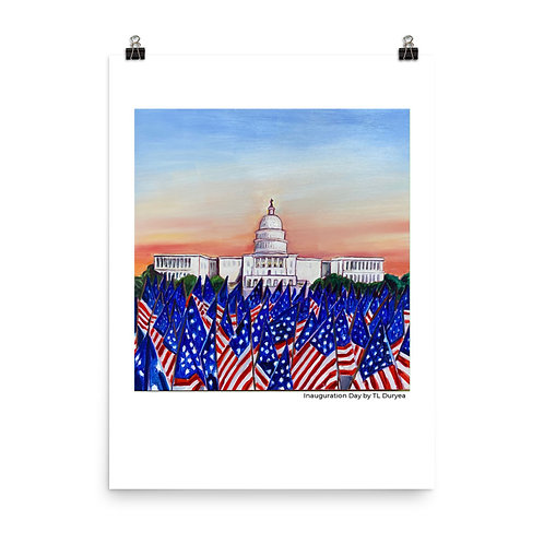 Inauguration Day Poster