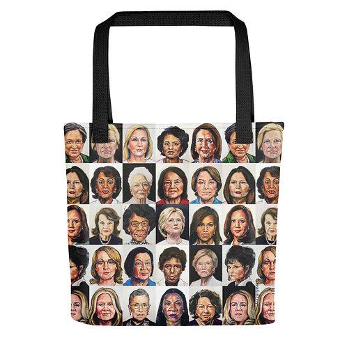 Sheroes Tote bag