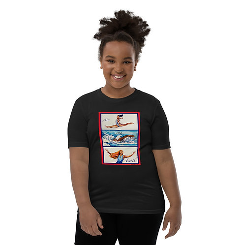Olympians Youth Short Sleeve T-Shirt
