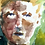 Thumbnail: Abstract watercolor self portrait